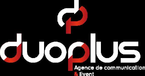 logo duoplus blanc